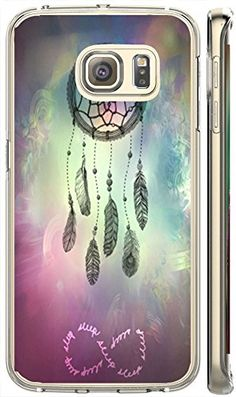 Galaxy s6 Edge Case, [Ultra Slim Fit] PC Transparent Clear Cover Case for Samsung Galaxy s6 Edge S VI S6 Edge