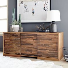 Ideas Crate And Barrel Media Console Table Lamps Decor, Crate Furniture, Crate And Barrel, Media Console Table, Bronze Table Lamp, Crate Coffee Table, Furniture, Home Furniture, Home Decor
