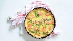 Lososový koláč s koprem Foto: