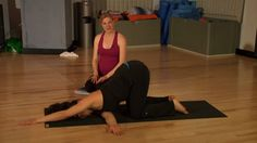 Prenatal Sequence to Alleviate Lower Back Pain