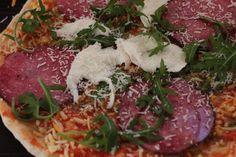 Trucos pizza casera