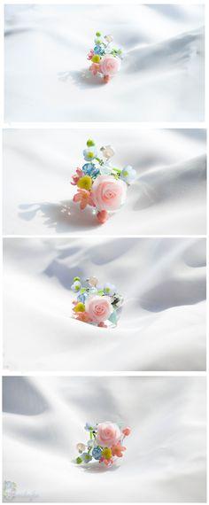 #Jewelry  #Rings  #roseflowerring  #rosering  #lightpinkring  #lightpinkrosering  #roses  #yellow #blue #pink  #pastelcolors #weddingring  #ringforbridesmaid  #flowerring  #polymerclayring  #handmadejewelry  #polymerclayrose #polymerclay #handmaderose #handmade