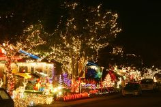 Candy Cane Lane - Oxnard, CA