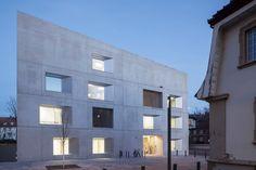 Kita Kinderuniversum des KIT in Karlsruhe - Bruno Fioretti Marquez Architekten