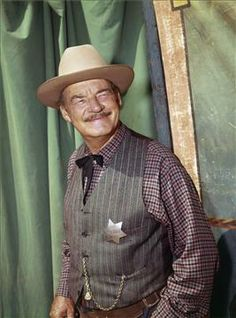 Bonanza/ Ray Teal was Sheriff Roy Coffee (1960-1972)