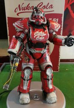 o dawg, I heard you like Fallout Power Armor