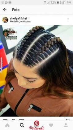 Natural Hair Styles natural hair twist styles for short hair Hair Twist Styles, Curly Hair Styles, Natural Hair Styles, Braid Styles, Box Braids Hairstyles, Twist Hairstyles, Hairstyle Ideas, Baddie Hairstyles, Hair Ideas