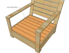 Ana White | Build a Bristol Outdoor Lounge Chair | Free and Easy DIY Project and Furniture Plans