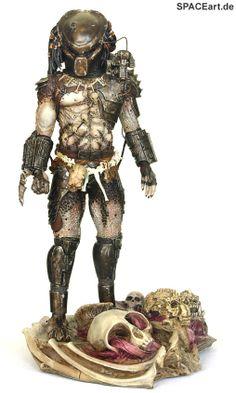 Predator 1: Dark Hunter Predator - Deluxe Statue, Fertig-Modell ... http://spaceart.de/produkte/pr024.php