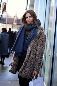 Tilda Lindstam, New York, February 2015