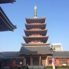 #goodmorning #asakusa #tokyo