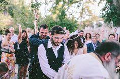 Traditional wedding in Crete see more here http://www.love4weddings.gr/romantic-wedding-in-crete/ Photography by George Pahountis  #crete #destinationwedding #weddingsingreece