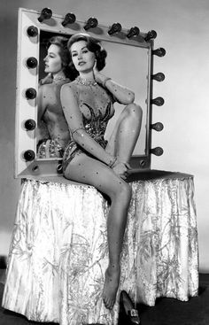 Cyd Charisse // so beautiful and probably in my top five favorite performers.