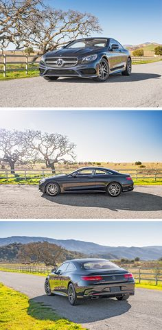 Classic proportions of a large sporty coupé coupled with high tech and modern luxury: Meet the Mercedes-Benz S 550 Coupé. Photos by William Walker for #MBphotopass via @mercedesbenzusa  [Mercedes-Benz S 550 | Fuel consumption combined: 8.8–8.3 l/100km | combined CO₂ emissions: 204–193 g/km | http://mb4.me/efficiency_statement]