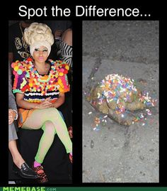 Spot the Difference... I don't think there is one.