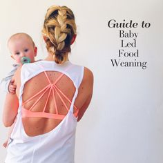 baby led food weaning