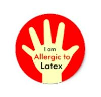 Most misunderstood allergy! YES, if you are allergic to latex you can die. Please educate yourself! Apologia Anatomy, Latex Allergy, Human Anatomy And Physiology, Study Hard, Blood Test, Medical Advice, Food Allergies, Latex Free, Deep Thoughts