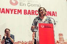 #PrimaveraDemocratica (printemps démocratique) avec Pablo Iglesias et Ada Colau