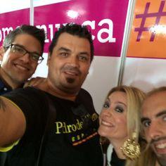 Profesionales comunicaciòn @teresapujalte y Luis Algorò