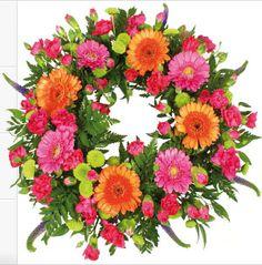 Flowers Wreaths