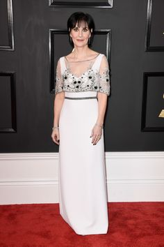 Enya at the Grammy awards 2017