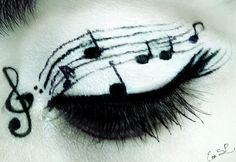 Music eyes