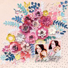 Pick-Me-Up Floral Page | Paige Taylor Evans