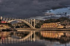 Ponte da Arrábida-Porto