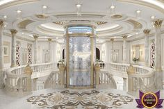 Villa Design, Design Hall, Design Entrée, Foyer Design, Entrance Design, Roof Design, Staircase Design, Ceiling Design, Layout Design