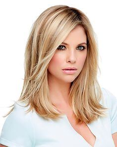 For women with thinning hair, discover how hair toppers can give you a whole new look. Discover how hair toppers can give you a new, fuller look in an instant! Frontal Hairstyles, Wig Hairstyles, Hairstyle Ideas, Pretty Hairstyles, Easy Hairstyle, Black Hairstyle, Makeup Hairstyle, Latest Hairstyles, Hair Color 2017