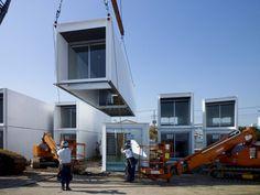 Ex-Container Project / Yasutaka Yoshimura Architects