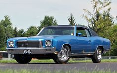 1970 Monte Carlo SS 454, my dad had one of these growing up, his only had a small block though.