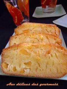 Un fondant qui fera plus d'un heureux, bien sûr il faut aimer les abricots !! Il est très gouteux et bien délicieux avec sa textur...