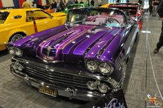 The Grand National Roadster Show on Saturday is what SoCal is all about. The rods roll in and the cool kids come out to play.http://www.gearheads4life.com/event-coverage/grand-national-roadster-show-day-2/