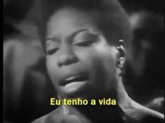 Nina Simone - Ain't got no / I got life -Legendado
