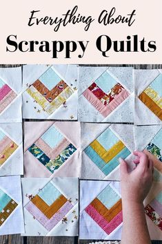 All About Scrappy Quilts - Deep Dive Series - Melanie Traylor of Southern Charm Quilts