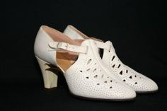 1930s Women's Shoes