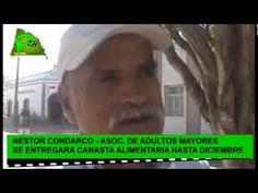 ENTREGARON CRONOGRAMA DE CANASTA ALIMENTARIA (06-10-15)