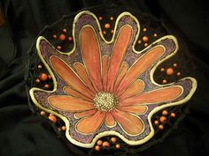 Beautiful Carved Gourd Bowls on Etsy! by Praisinart.