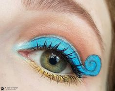 Schiggy - Squirtle - Make-up
