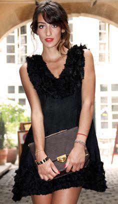 Kenza Sadoun El Gaoui – 25 ans – Bloggeuse – Paris - TALENT AGENCY - http://www.talentagency.fr