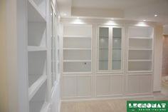 Libreria Classica su Misura Roma - Legnomat Design Italiano