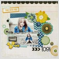 A Project by HappyLifeCraftyWife from our Scrapbooking Gallery originally submitted 02/12/13 at 12:14 PM