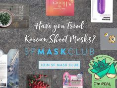 Join SFMASKCLUB today and receive 5 fun masks to keep your skin glowing! Coconut Oil For Acne, Dry Sensitive Skin, Alcohol Free Toner, Anti Aging Supplements, Shrink Pores, Skincare Blog, Normal Skin, Acne Remedies, Acne Skin