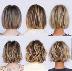 New Short Haircuts 2019 - Dyed Hair - Blonde Hair - Gray Hair And More! New Short Haircuts 2019 - Dyed Hair - Blonde Hair - Gray Hair And More!,Lovely Hairs beauty inspiration for thin hair bob haircuts bob hairstyles Curled Bob Hairstyle, Bobbed Hairstyles With Fringe, Bob Hairstyles For Round Face, Bob Hairstyles For Fine Hair, Layered Bob Hairstyles, Blunt Bob Haircuts, Fall Hairstyles, Hairstyle Short, Wedding Hairstyles