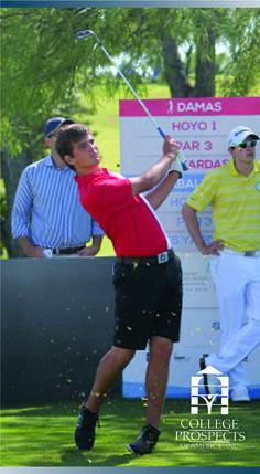 College prospects of America felicita a Alonso Palma Menchelli Alonso que se ha comprometido para asistir a University of West Florida. Si también quieres lograr la oportunidad de estudiar y competir en una universidad de los Estados Unidos INGRESA AQUI: www.cpoala.com #golf #becasdeportivas