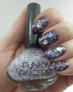 Funky Fingers  Anna
