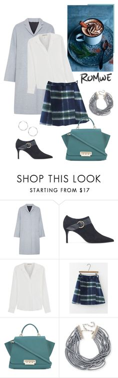 """""""Winter style"""" by isidora ❤ liked on Polyvore featuring Brunello Cucinelli, Nine West, Emilio Pucci, ZAC Zac Posen and Kenneth Jay Lane"""