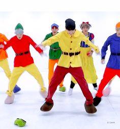 Lol Hobii ㅋㅋㅋ | ❤️ [BANGTAN BOMB] '고민보다 GO (GOGO)' Dance Practice (Halloween ver.) - BTS (방탄소년단) ~❤️❤️