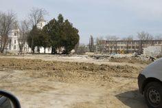 Buldozerele au făcut ravagii la Galaţi/ Peste 200 de garaje au fost demolate în doar zece zile (FOTO)